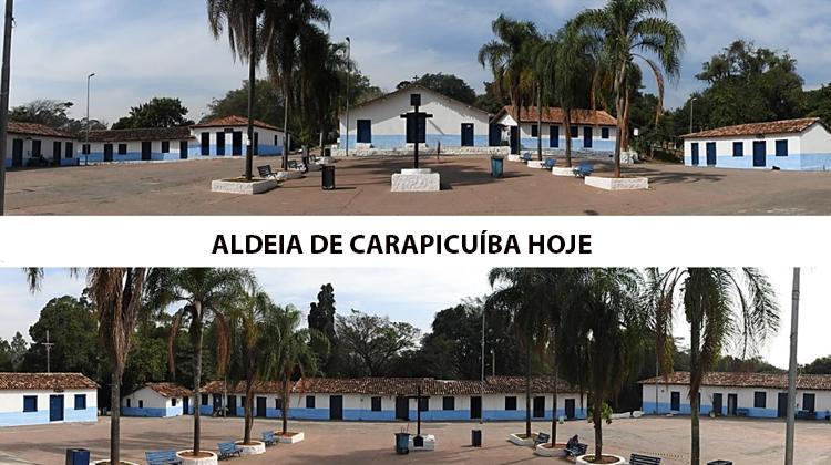 Aldeia de Carapicuíba atualmente